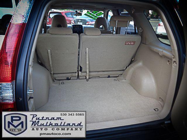 2005 Honda CR-V EX Chico, CA 10