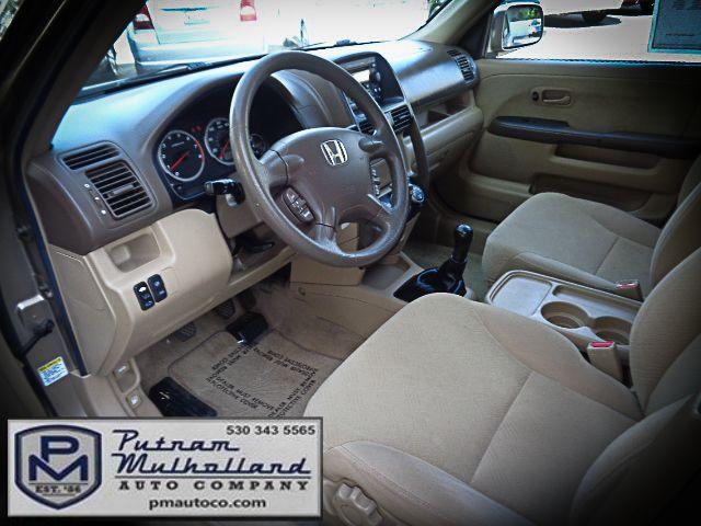 2005 Honda CR-V EX Chico, CA 8