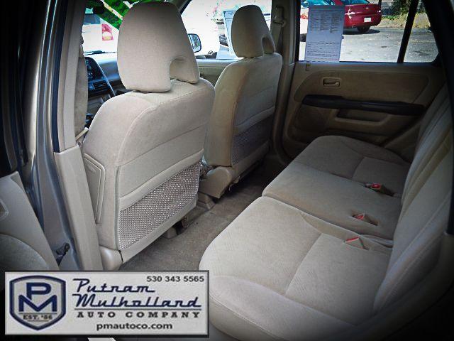 2005 Honda CR-V EX Chico, CA 9