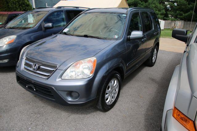 2005 Honda CR-V EX SE