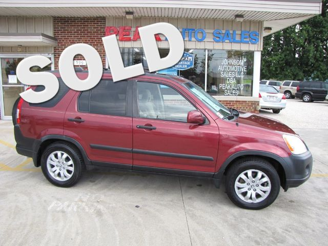 2005 Honda CR-V EX in Medina, OHIO 44256