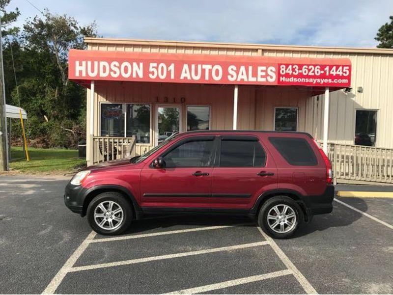 2005 Honda CR-V LX | Myrtle Beach, South Carolina | Hudson Auto Sales in Myrtle Beach South Carolina