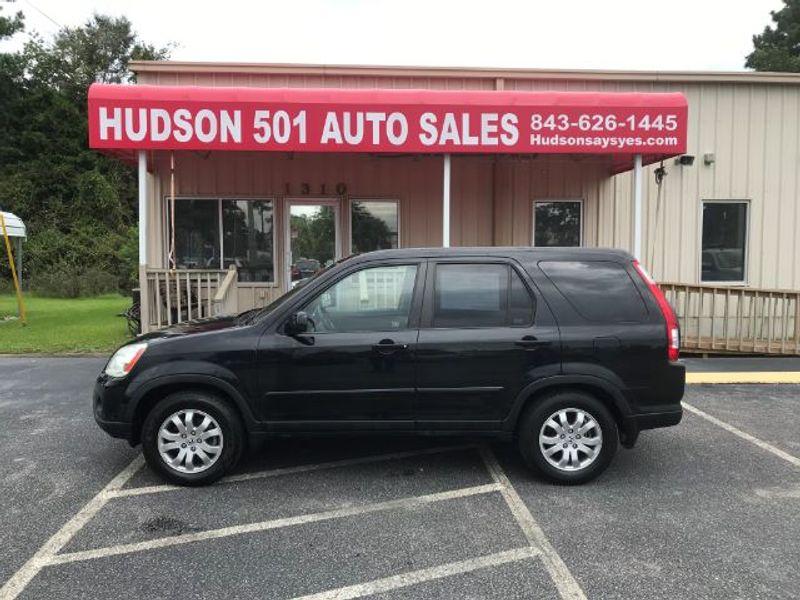 2005 Honda CR-V EX SE   Myrtle Beach, South Carolina   Hudson Auto Sales in Myrtle Beach South Carolina