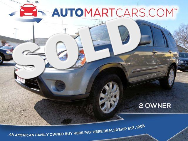 2005 Honda CR-V EX SE | Nashville, Tennessee | Auto Mart Used Cars Inc. in Nashville Tennessee