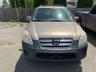2005 Honda CR-V EX  city MA  Baron Auto Sales  in West Springfield, MA