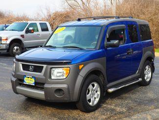2005 Honda Element EX   Champaign, Illinois   The Auto Mall of Champaign in Champaign Illinois