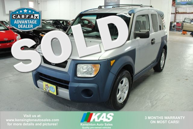 2005 Honda Element EX 4WD Kensington, Maryland