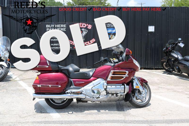 2005 Honda Gold Wing ABS GL1800   Hurst, Texas   Reed's Motorcycles in Hurst Texas