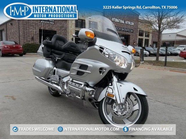 2005 Honda Goldwing Rides like a dream in Carrollton, TX 75006