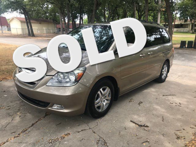 2005 Honda Odyssey TOURING | Ft. Worth, TX | Auto World Sales LLC in Fort Worth TX