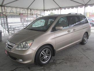2005 Honda Odyssey TOURING Gardena, California
