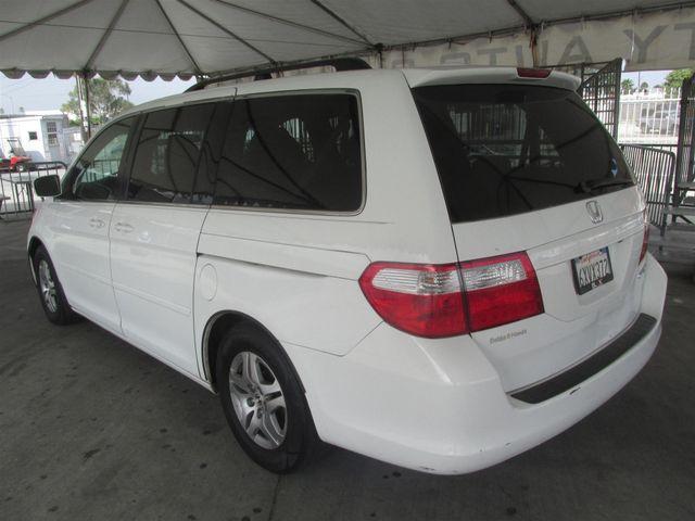 2005 Honda Odyssey EX-L Gardena, California 1