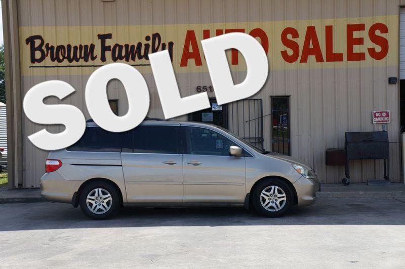 2005 Honda Odyssey EX-L   Houston, TX   Brown Family Auto Sales in Houston TX