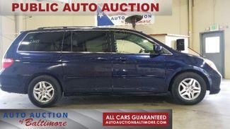 2005 Honda Odyssey EX-L   JOPPA, MD   Auto Auction of Baltimore  in Joppa MD