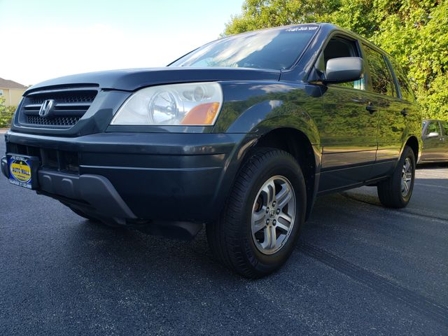 2005 Honda Pilot EX-L | Champaign, Illinois | The Auto Mall of Champaign in Champaign Illinois