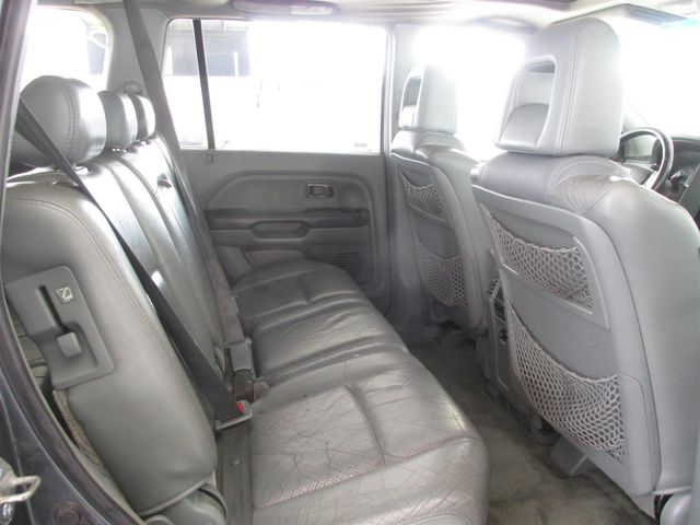2005 Honda Pilot EX-L with RES Gardena, California 11