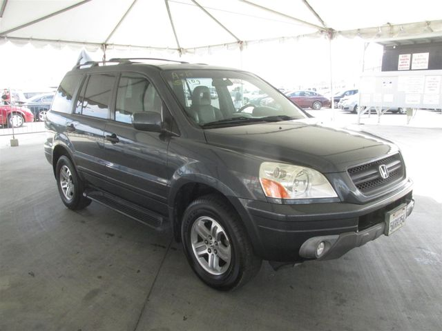 2005 Honda Pilot EX-L with RES Gardena, California 3