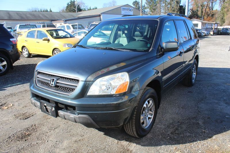 2005 Honda Pilot EX-L with NAVI  city MD  South County Public Auto Auction  in Harwood, MD