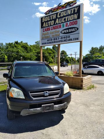 2005 Honda Pilot EX-L with RES in Harwood, MD