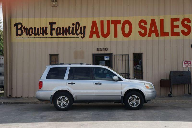2005 Honda Pilot EX-L   Houston, TX   Brown Family Auto Sales in Houston TX