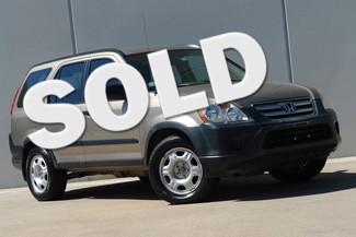 2005 Honda CR-V LX in Plano TX, 75093
