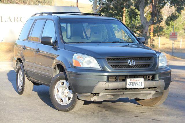 2005 Honda Pilot LX Santa Clarita, CA 3
