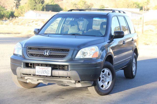 2005 Honda Pilot LX Santa Clarita, CA 4