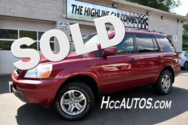 2005 Honda Pilot EX Waterbury, Connecticut 0