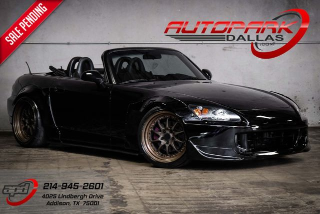 2005 Honda S2000 Wide Body w/ Many Upgrades