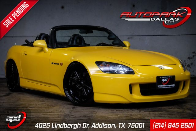 2005 Honda S2000 w/ Upgrades in Addison, TX 75001