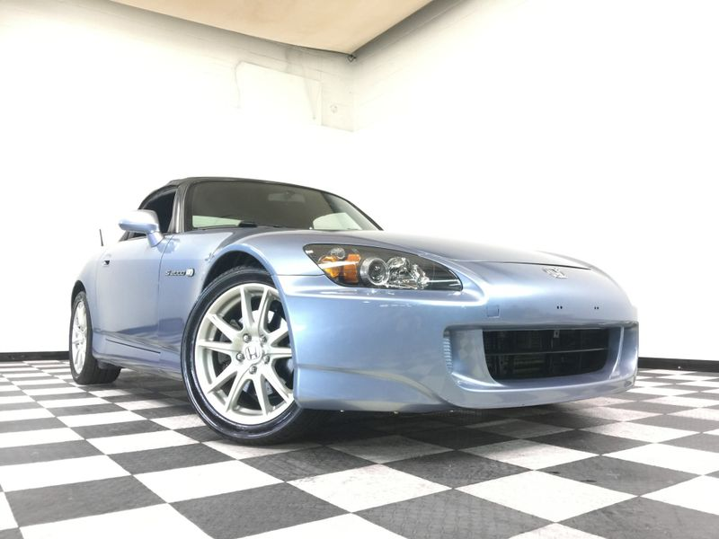 2005 Honda S2000 *CONVERTIBLE 2-DR Roadster!* | The Auto Cave