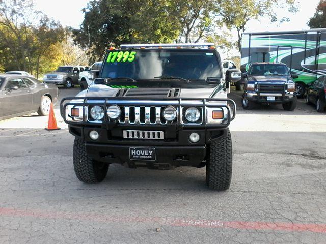 2005 Hummer H2 SUV Boerne, Texas 2