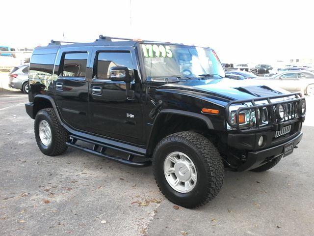 2005 Hummer H2 SUV Boerne, Texas 6