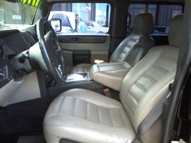 2005 Hummer H2 SUV Boerne, Texas 17