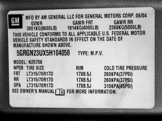 2005 Hummer H2 SUV Burbank, CA 34