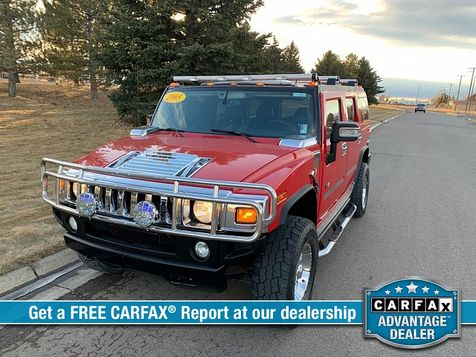 2005 Hummer H2 4d SUV Luxury in Great Falls, MT