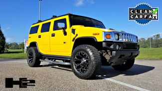 2005 Hummer H2 SUV CUSTOM WHEELS CLEAN CARFAX 4X4 | Palmetto, FL | EA Motorsports in Palmetto FL