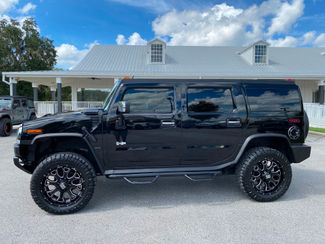 2005 Hummer H2 SUV LUXURY 3RD ROW MOONROOF 22 XD WHEELS  Plant City Florida  Bayshore Automotive   in Plant City, Florida