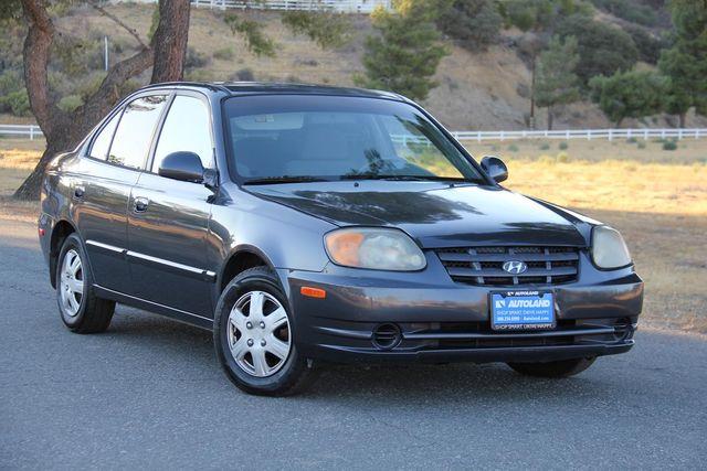 2005 Hyundai Accent GLS Santa Clarita, CA 3