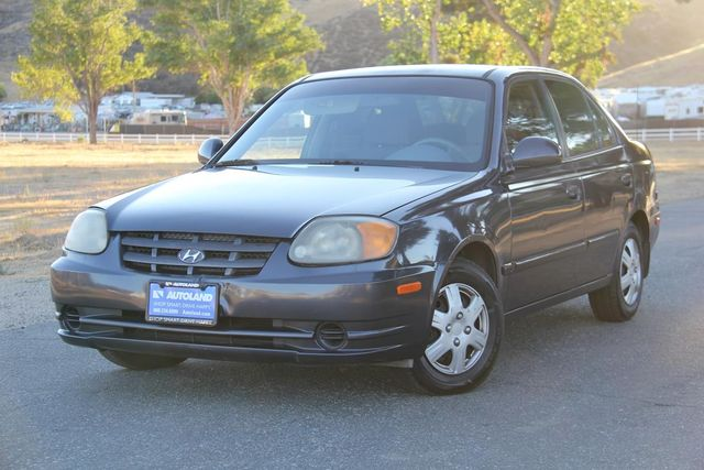 2005 Hyundai Accent GLS Santa Clarita, CA 4