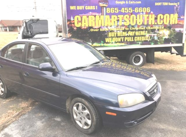 2005 Hyundai Elantra GLS Knoxville, Tennessee
