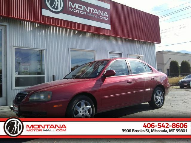 2005 Hyundai Elantra GT 4-Door in Missoula, MT 59801