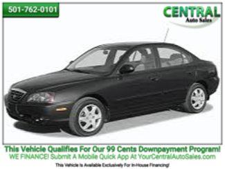 2005 Hyundai Elantra GLS | Hot Springs, AR | Central Auto Sales in Hot Springs AR