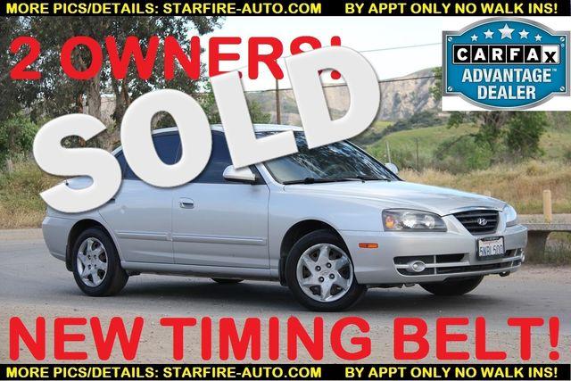 2005 Hyundai Elantra GLS Santa Clarita, CA 0