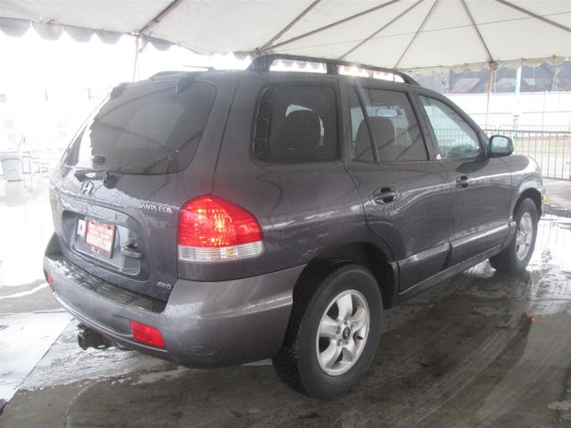 2005 Hyundai Santa Fe GLS Gardena, California 2