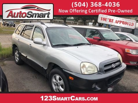 2005 Hyundai Santa Fe GLS in Harvey, LA