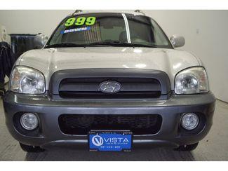 2005 Hyundai Santa Fe LX  city Texas  Vista Cars and Trucks  in Houston, Texas