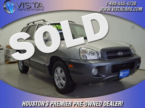 2005 Hyundai Santa Fe LX in Houston, Texas