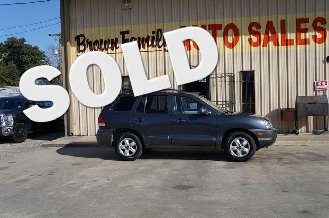2005 Hyundai Santa Fe GLS | Houston, TX | Brown Family Auto Sales in Houston TX