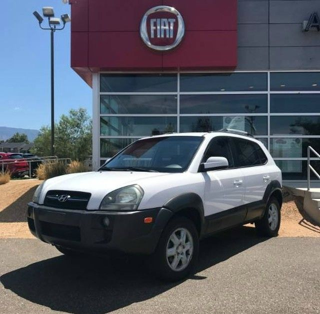 2005 Hyundai Tucson GLS in Albuquerque New Mexico, 87109